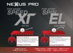 сравнение накладок Gewo EL - XT