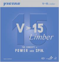 Victas V > 15 Limber