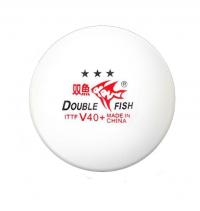 Мячи Double Fish V40 3* TWC