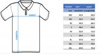 Рубашка Yasaka Castor размеры